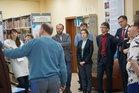 Alumnikonferenz Archangelsk 2017