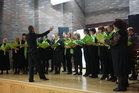 """Alumnikonzert von """"hallo deutschland!"""" im Festsaal der Deutschen Botschaft am 14.12."""