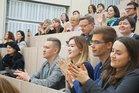 Alumni-Konferenz in Moskau